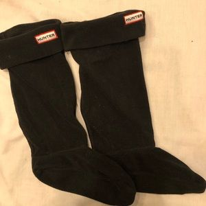 Hunter well socks